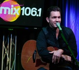 Andy Grammer Photo - BALA CYNWYD PA - APRIL 08 American Singer-Songwriter Andy Grammer Performs at Mix 106s Performance Theatre on April 08 2014 in Bala Cynwyd Pennsylvania (Photo by Paul J FroggattFamousPix)