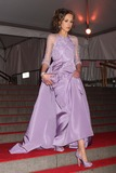 Allegra Beck Photo - New York NY 05-05-2008Allegra Beck daughter of Donatella VersaceCostume Institute Gala celebrating Superheroes Fashion and Fantasy an exhibition at The Metropolitan Museum of ArtDigital photo by Sam Endicott-PHOTOlinknet