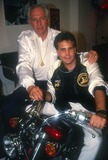 Evel Knievel Photo - Evel Knievel4779JPGCelebrity Archaeology1989 FILE PHOTONew York NYEvel Knievel and son RobbiePhoto by Adam Scull-PHOTOlinknet