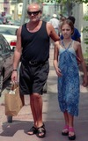 Allegra Beck Photo - Gianni Versace4419JPGCelebrity Archaeology1997 FILE PHOTOMiami Beach FLGianni Versace with niece Allegra Beck (11 years old at the time)Photo by Adam Scull-PHOTOlinknet
