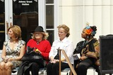 Johnny Grant Photo - Hollywood CA 5-10-2010Angie Dickinson (in hat)Johnny Grant Post Office Dedication Hollywood Post OfficePhoto by Nick Sherwood-PHOTOlinknet