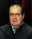 Antonin Scalia Photo - Associate Justice Antonin Scalia and the Supreme Court Justices of the United States sit for a formal group photo in the East Conference Room of the Supreme Court in Washington on Friday October 8 2010   Credit Roger L Wollenberg - Pool via CNP