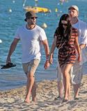 Alex Zosman Photo - Jason Statham and girlfriend Alex Zosman vacation in St Tropez (France) 8409