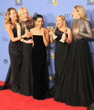 Nicole Kidman Photo - Photo by GalaxystarmaxinccomSTAR MAXCopyright 2018ALL RIGHTS RESERVEDTelephoneFax (212) 995-11961718Laura Dern Nicole Kidman Zoe Kravitz Reese Witherspoon and Shailene Woodley at the 75th Annual Golden Globe Awards(Beverly Hills CA)
