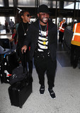 Black-Eyed Peas Photo - Photo by SMXRFstarmaxinccomSTAR MAX2018ALL RIGHTS RESERVEDTelephoneFax (212) 995-11968318apldeap of the Black Eyed Peas is seen at LAX Airport in Los Angeles CA