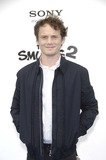 Anton Yelchin Photo - Anton Yelchin during the premier of the new movie from Columbia Pictures and Sony Pictures Animation THE SMURFS 2 held at the Regency Village Theater on July 28 2013 in Los AngelesPhoto Michael Germana Star Max