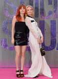 Georgia May Jagger Photo - Photo by KGC-03starmaxinccomSTAR MAX2016ALL RIGHTS RESERVEDTelephoneFax (212) 995-11968316Georgia May Jagger and Clara Paget at the premiere of Suicide Squad(London England)