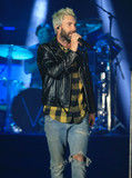 Adam Levine Photo - Photo by gotpapstarmaxinccomSTAR MAX2017ALL RIGHTS RESERVEDTelephoneFax (212) 995-119651317Adam Levine at 1027 KIIS FMs 2017 Wango Tango Concert in Carson CA
