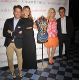 Jeremiah Brent Photo - Photo by Demis Maryannakisstarmaxinccom2014ALL RIGHTS RESERVEDTelephoneFax (212) 995-119642314Nate Berkus Jamie Rutenberg Ali Gaglana and Jeremiah Brent at The Charm  Chain Kaleidoscope Collection Launch at Up  Down(NYC)