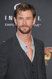 Chris Hemsworth Photo - Photo by GalaxystarmaxinccomSTAR MAX2018ALL RIGHTS RESERVEDTelephoneFax (212) 995-119642318Chris Hemsworth at the premiere of Marvels Avengers Infinity War in Los Angeles CA
