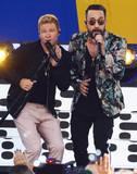 The Backstreet Boys Photo - Photo by Patricia SchleinstarmaxinccomSTAR MAX2018ALL RIGHTS RESERVEDTelephoneFax (212) 995-119671318The Backstreet Boys perform at GMA in New York City