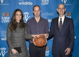 Adam Silver Photo - Photo by KGCstarmaxinccomSTAR MAX2014ALL RIGHTS RESERVEDTelephoneFax (212) 995-119612814Prince William The Duke of Cambridge and Kate Middleton Catherine The Duchess of Cambridge meet NBA Commissioner Adam Silver during their visit to the Barclay Center in Brooklyn to watch the basketball game between the Cleveland Cavaliers and the Brooklyn Nets(NYC)
