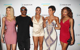 NICOLE MITCHELL Photo - Photo by REWestcomstarmaxinccomSTAR MAX2016ALL RIGHTS RESERVEDTelephoneFax (212) 995-119672516Paige Butcher Eddie Murphy Bria Murphy Nicole Mitchell Murphy and Shayne Audra Murphy at the premiere of Amateur Night(Hollywood CA)
