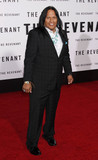 Arthur Redcloud Photo - Photo by REWestcomstarmaxinccomSTAR MAX2015ALL RIGHTS RESERVEDTelephoneFax (212) 995-1196121615Arthur Redcloud at the premiere of The Revenant(Los Angeles CA)