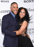 Meagan Good Photo - Photo by KGC-11starmaxinccomSTAR MAXCopyright 2016ALL RIGHTS RESERVEDTelephoneFax (212) 995-11963916Devon Franklin and Meagan Good at the premiere of Miracles From Heaven(Los Angeles CA)
