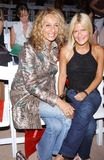 Ann Jones Photo - Photo by Walter Weissmanstarmaxinccom200491304Ann Jones and Lizzie Grubman at the Spring 2005 Collections during Fashion Week(NYC)