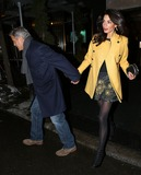 Amal Clooney Photo - Photo by XPXstarmaxinccomSTAR MAX2015ALL RIGHTS RESERVEDTelephoneFax (212) 995-11963715George Clooney and Amal Clooney are seen in New York City