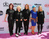 Go Gos Photo - Photo by SunstarmaxinccomSTAR MAX2015ALL RIGHTS RESERVEDTelephoneFax (212) 995-119652216The Go-Gos ( Abbey Travis Gina Schock Belinda Carlisle Jane Wiedlin and Charlotte Caffey) at The 2016 Billboard Music Awards(Las Vegas Nevada)