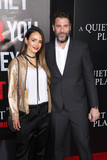 Andrew Form Photo - Photo by John NacionstarmaxinccomSTAR MAX2018ALL RIGHTS RESERVEDTelephoneFax (212) 995-11964218Jordana Brewster and Andrew Form at the premiere of A Quite Place in New York City
