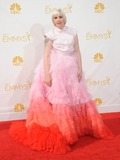 Lena Dunham Photo - Photo by REWestcomstarmaxinccomSTAR MAX2014ALL RIGHTS RESERVEDTelephoneFax (212) 995-119682514Lena Dunham at The 66th Annual Primetime Emmy Awards(Los Angeles CA)