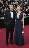 Alexandra Lamy Photo - Jean Dujardin and Alexandra Lamy  arriving for the 84th Academy Awards at the Kodak Theatre Los Angeles