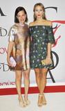 Cynthia Rowley Photo - Photo by Patricia SchleinstarmaxinccomSTAR MAX2015ALL RIGHTS RESERVEDTelephoneFax (212) 995-11966115Cynthia Rowley and Harley Viera-Newton at the 2015 CFDA Fashion Awards(NYC)