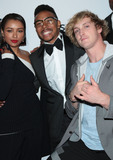 Allen Maldonado Photo - Photo by gotpapstarmaxinccomSTAR MAXCopyright 2017ALL RIGHTS RESERVEDTelephoneFax (212) 995-1196101817Kat Graham Allen Maldonado and Logan Paul at the premiere of Wheres The Money(Los Angeles CA)