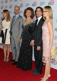 Andrea Meszaros Photo - Photo by REWestcomstarmaxinccom2014ALL RIGHTS RESERVEDTelephoneFax (212) 995-1196111214Sasha Alexander Edoardo Ponti Sophia Loren Carlo Ponti and Andrea Meszaros Ponti at a screening of Still Alice(Los Angeles CA)