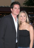 Andrew Firestone Photo - Photo by Tim GoodwinSTAR MAX Inc - copyright 200373003Andrew Firestone and Jen Schefft at the premiere of SWAT(CA)