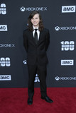 Chandler Riggs Photo - Photo by gotpapstarmaxinccomSTAR MAX2017ALL RIGHTS RESERVEDTelephoneFax (212) 995-1196102217Chandler Riggs at AMCs Celebration of The 100th Episode of The Walking Dead in Los Angeles CA