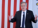 Jeb Bush Photo - Photo by Dennis Van TinestarmaxinccomSTAR MAX2016ALL RIGHTS RESERVEDTelephoneFax (212) 995-11962816Jeb Bush campaigns in Nashua New Hampshire