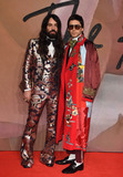 Jared Leto Photo - Photo by KGC-03starmaxinccomSTAR MAXCopyright 2016ALL RIGHTS RESERVEDTelephoneFax (212) 995-119612516Alessandro Michele and Jared Leto at The 2016 Fashion Awards(Royal Albert Hall London England UK)