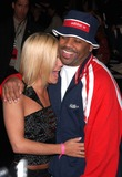 Alice Roi Photo - Photo by Peter KramerSTAR MAX Inc - copyright 20032903Damon Dash and Lizzie Grubman at the Alice Roi Fashion Show(NYC)