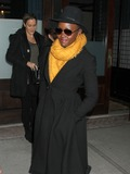 Lupita Nyongo Photo - Photo by KGC-146starmaxinccomSTAR MAX2014ALL RIGHTS RESERVEDTelephoneFax (212) 995-119641714Lupita Nyongo out and about(NYC)