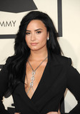 DEMI  LOVATO Photo - Photo by PlutostarmaxinccomSTAR MAX2015ALL RIGHTS RESERVEDTelephoneFax (212) 995-119621516Demi Lovato at The 58th Grammy Awards(Los Angeles CA)