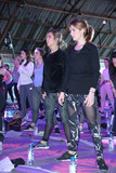 Audrina Patridge Photo - Photo by gotpapstarmaxinccomSTAR MAX2018ALL RIGHTS RESERVEDTelephoneFax (212) 995-119611318Ashley Greene and Audrina Patridge at Kohls x Studio Tone It Up at Barker Hangar in Santa Monica CA