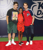 Arthur Ash Photo - Photo by John NacionstarmaxinccomSTAR MAX2018ALL RIGHTS RESERVEDTelephoneFax (212) 995-119682518Alex Aiono Shar Jackson and Morgan Tompkins at the 2018 Arthur Ashe Kids Day in New Yor City