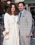 Ben Falcone Photo - Photo by KGC-11starmaxinccomSTAR MAXCopyright 2016ALL RIGHTS RESERVEDTelephoneFax (212) 995-119632816Melissa McCarthy and Ben Falcone at the premiere of The Boss(Los Angeles CA)