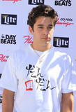Austin Mahone Photo - Photo by Raoul GatchalianstarmaxinccomSTAR MAX2018ALL RIGHTS RESERVEDTelephoneFax (212) 995-11966918Austin Mahone at the Flamingo Las Vegas Go Pool Dayclub in Las Vegas Nevada