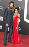 Lisa Bonet Photo - Photo by GalaxystarmaxinccomSTAR MAXCopyright 2017ALL RIGHTS RESERVEDTelephoneFax (212) 995-1196111317Jason Momoa and Lisa Bonet at the premiere of Justice League in Los Angeles CA