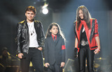 Prince Michael Jackson Photo - Prince Michael Jackson Blanket Jackson and Paris Jackson at the Michael Forever Tribute Concert (Cardiff Wales England) 10811