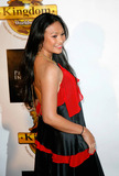 Cassandra Hepburn Photo - Cassandra Hepburn at the Super Special Rooftop Party  American Music Awards Pre-Party hosted by Heroes star James Kyson Lee at Madame Tussauds Waxworks Hollywood CA 112010