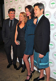 Anne Hearst Photo - Jay McInerney Anne Hearst Christy Turlington and Carter Coleman at the African Rainforest Conservancys 20th Anniversary Artists for Africa Celebration at the Prince George Ballroom in New York NY 2911