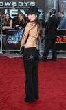 Selina Lo Photo - Selina Lo at the UK premiere of Cowboys and Aliens at the O2 Arena London UK 11th August 2011