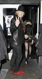 Ace Harper Photo - Velvet Revolver drummer Matt Sorum and his girlfriend Ace Harper are seen out at Roxy Theatre for the Deep Dark Robot Concert Los Angeles CA 042111