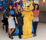 Heidi Range Photo - Jade Ewen Heidi Range and Amelle Berrabah of The Sugababes appear at the launch of BBC Children in Need POP Goes the Musical held at the Kensington Roof Gardens London UK 31st August 2011