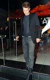 Hayden Christensen Photo - Best known for his role as Anakin Skywalker in the second and third Star Wars prequels Hayden Christensen leaves the restaurant Katsuya after dinner in Los Angeles CA 83110
