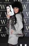 Amy Childs Photo - Looking ready for the snowy winter weather in her big fuzzy hat and fur-detailed cardigan reality TV star and model Katie Price appears at Waterstones in Bluewater Shopping Centre for a book signing  Katie autographed and posed with her autobiography You Only Live Once  Also on hand was reality TV star Amy Childs of The Only Way Is Essex fame who came to meet Katie Essex UK 112510