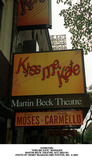 Beck Photo - Kiss ME Kate Marquee Martin Beck Theatre NYC 092101 Photo by Henry McgeeGlobe Photos Inc