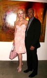 Ariane Sommer Photo - ARIANE SOMMER AND MONTEL WILLIAMS ATTEND THE RITES OF PASSAGE THE PAINTINGS OF SAMANTHA KEELY SMITH AN EXHIBITION TO BENEFIT THE MONTEL WILLIAMS MS FOUNDATION AT THE ACA GALLERIES IN NEW YORK CITY ON 06-02-2005  PHOTO BY HENRY McGEEGLOBE PHOTOS INC 2005K43513HMC